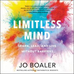 Limitless Mind by Jo Boaler audiobook