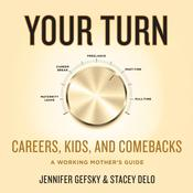 Your Turn by  Stacey Delo audiobook