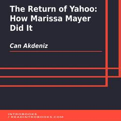 The Return of Yahoo by Can Akdeniz audiobook