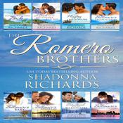 The Romero Brothers Complete Series by  Shadonna Richards audiobook
