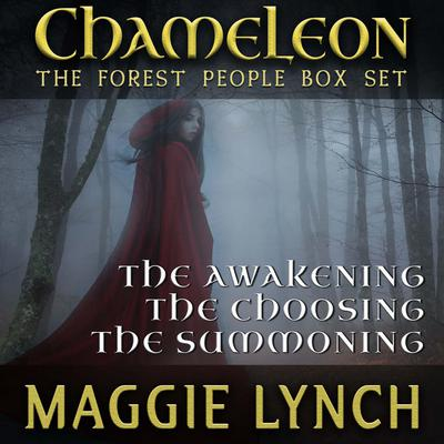 The Forest People Trilogy by Maggie Lynch audiobook