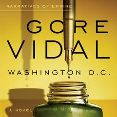 Washington D.C. by Gore Vidal audiobook