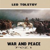 War and Peace Vol. 1 by  Leo Tolstoy audiobook