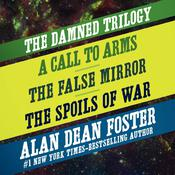 The Damned Trilogy by  Alan Dean Foster audiobook