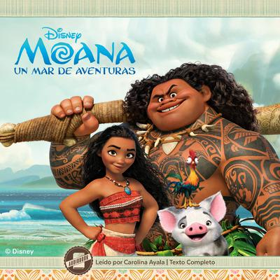 Moana (Spanish Edition) by Suzanne Francis audiobook