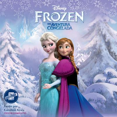 Frozen (Spanish Edition) by Sarah Nathan audiobook