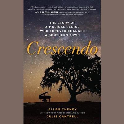 Crescendo by Allen Cheney audiobook