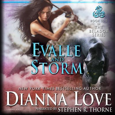 Evalle and Storm by Dianna Love audiobook