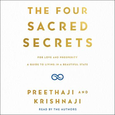 The Four Sacred Secrets by Krishnaji  audiobook