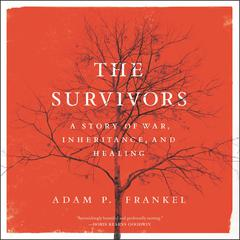 The Survivors by Adam Frankel audiobook
