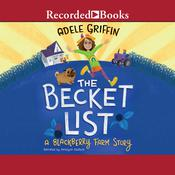 The Becket List by  Adele Griffin audiobook