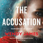The Accusation by  Wendy James audiobook