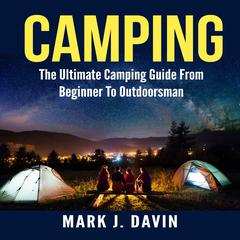 Camping by Mark J. Davin audiobook