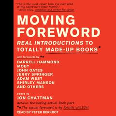 Moving Foreword by Jon Chattman audiobook