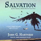Salvation by  John G. Hartness audiobook