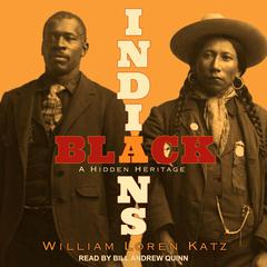 Black Indians by William Loren Katz audiobook