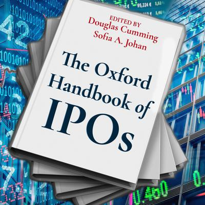 The Oxford Handbook of IPOs by Sofia A. Johan audiobook