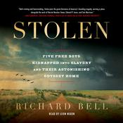Stolen by  Richard Bell audiobook