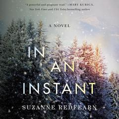 In an Instant by Suzanne Redfearn audiobook