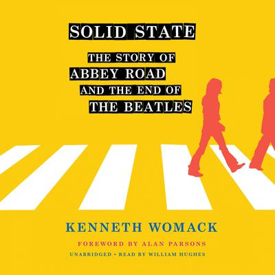 Solid State by Kenneth Womack audiobook
