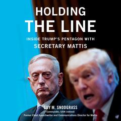 Holding the Line by Guy Snodgrass audiobook