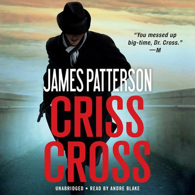 Criss Cross by James Patterson audiobook