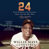 24 by  Willie Mays audiobook
