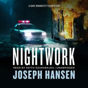 Nightwork by  Joseph Hansen audiobook