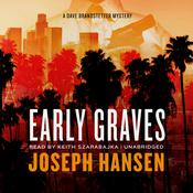 Early Graves by  Joseph Hansen audiobook