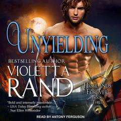 Unyielding by Violetta Rand audiobook