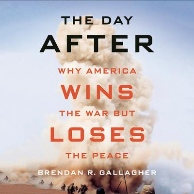 The Day After by Brendan R. Gallagher audiobook