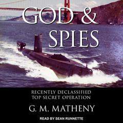 God & Spies by GM Matheny audiobook