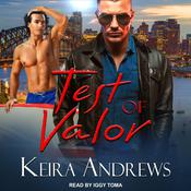 Test of Valor by  Keira Andrews audiobook