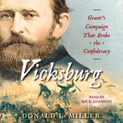 Vicksburg by  Donald L. Miller audiobook