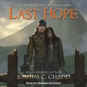 Last Hope by  Joshua C. Chadd audiobook