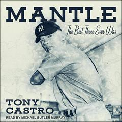 Mantle by Tony Castro audiobook
