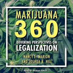 Marijuana 360 by Joshua B. Hill audiobook
