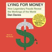 Lying For Money by  Dan Davies audiobook