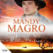 Return To Rosalee Station by  Mandy Magro audiobook