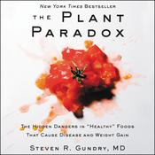 The Plant Paradox by  Steven R. Gundry audiobook