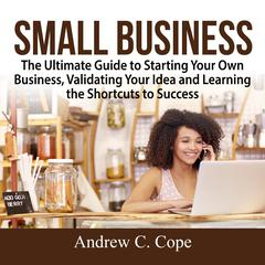 Small Business by Andrew Cope audiobook