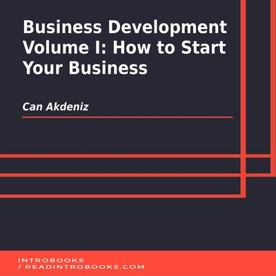 Business Development Volume I by Can Akdeniz audiobook