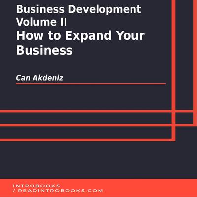Business Development Volume II by Can Akdeniz audiobook