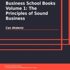 Business School Books Volume 1 by Can Akdeniz audiobook