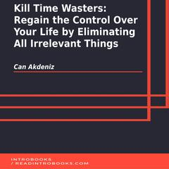 Kill Time Wasters by Can Akdeniz audiobook