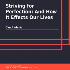 Striving for Perfection by Can Akdeniz audiobook