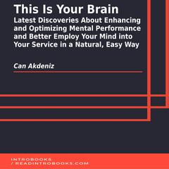 This Is Your Brain by Can Akdeniz audiobook