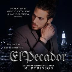 El Pecador by M. Robinson audiobook