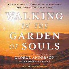 Walking in the Garden of Souls by George Anderson audiobook