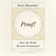 Proof! by Amir Alexander audiobook